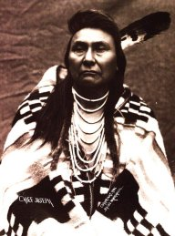 Capo Joseph of the Nez Perce. È ricordato per essere stato un pioniere della parità dei nativi nella seconda metà del 1800