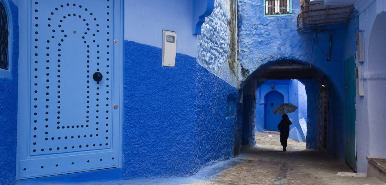 Chechaouen by Tiago e Tania