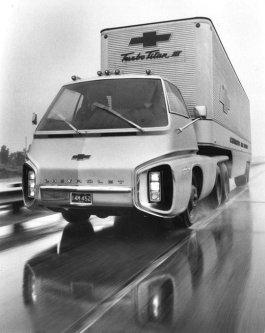 Chevrolet concept truck, 1967