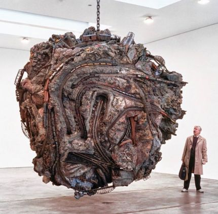 Medusa's Head (1990) by Chris Burden