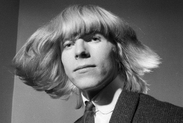 David Bowie negli anni '60