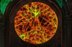 """Digital Supernova 2019"" by Miguel Chevalier"
