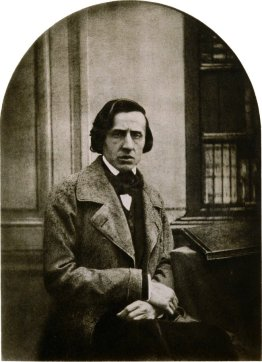 Frédéric Chopin, 1849