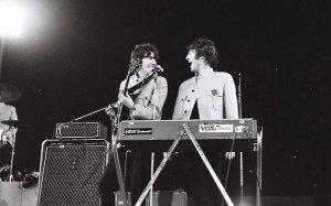 George Harrison e John Lennon, 1965