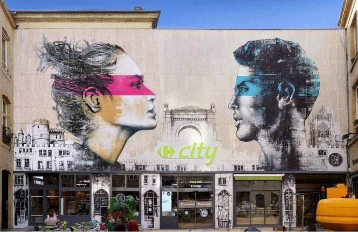 Graffmatt @ Metz, France