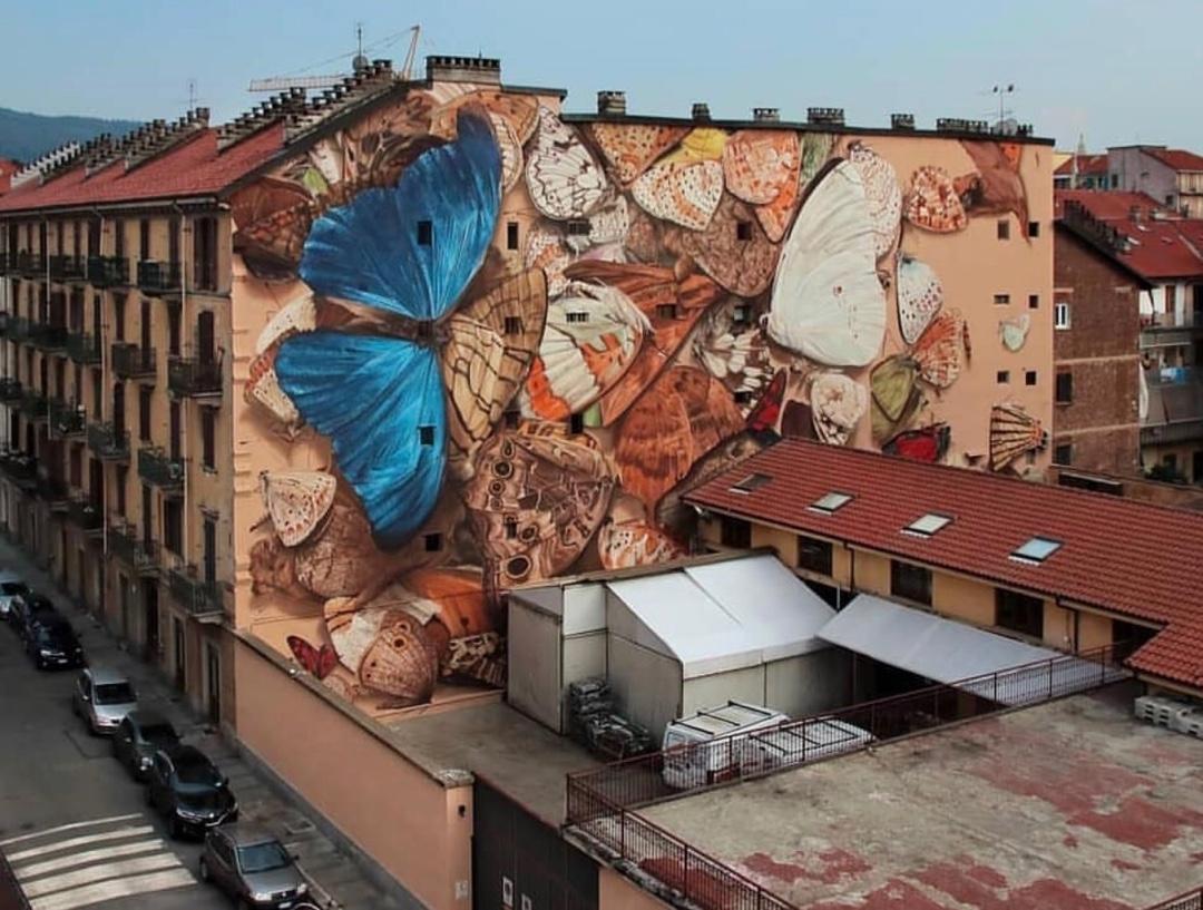 Mantra @ Turin, Italy