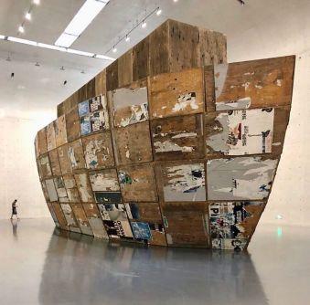 Mark Bradford @ The Long Museum, China