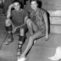 Marlon Brando ed Esther Williams