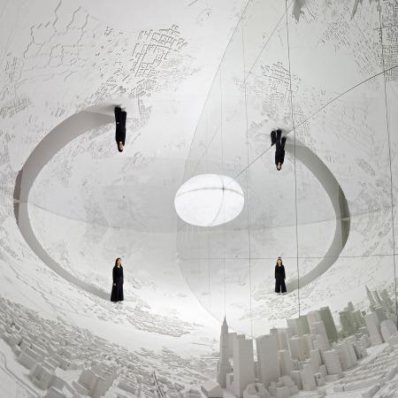 """Memory Palace"" by Es Devlin @ London"