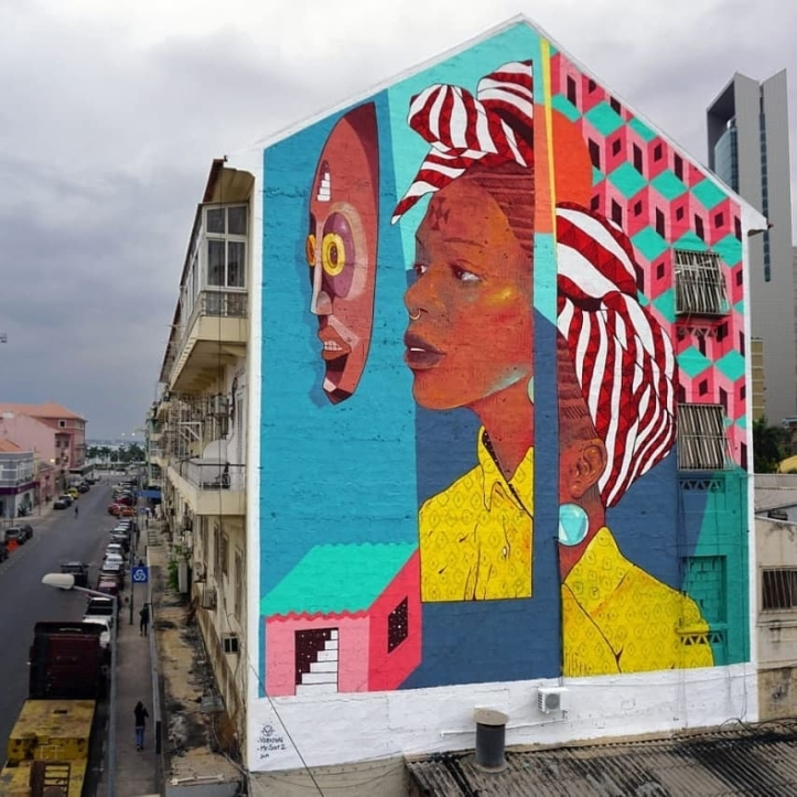 Mr.sor2 & Verkron @ Luanda, Angola