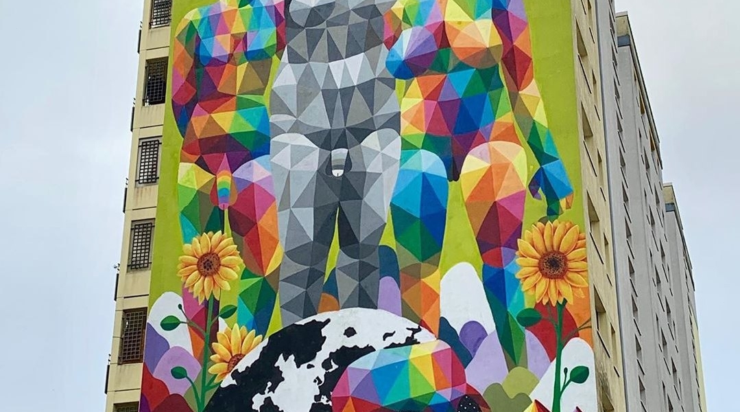 Okudart @ Berlin, Germany