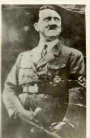 Propaganda britannica contro Adolf Hitler
