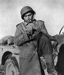 Robert Capa, anni '40