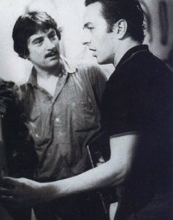 Robert De Niro e Joe Strummer