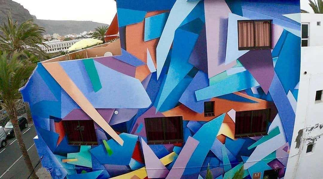 Sabotaje Al Montaje @ Valle Gran Rey, Spain