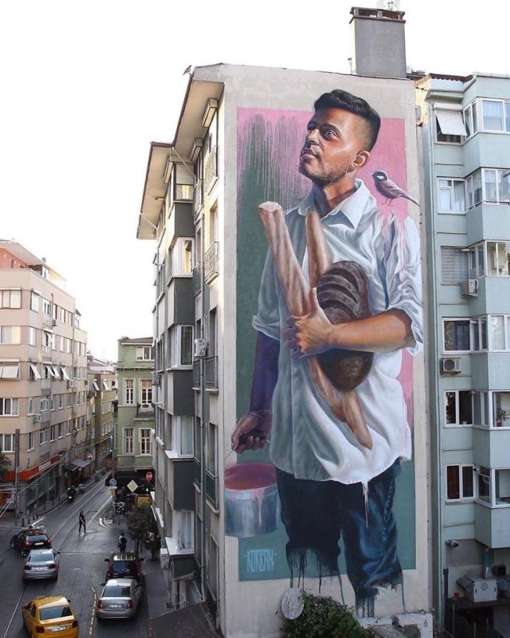 Sasha Korban @ Istanbul, Turkey