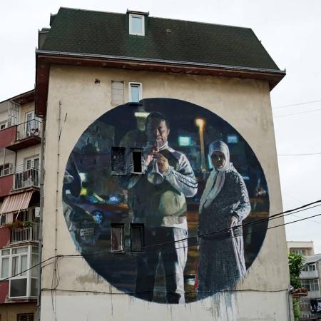Sebas Velasco & Axel Void @ Ferizaj, Kosovo