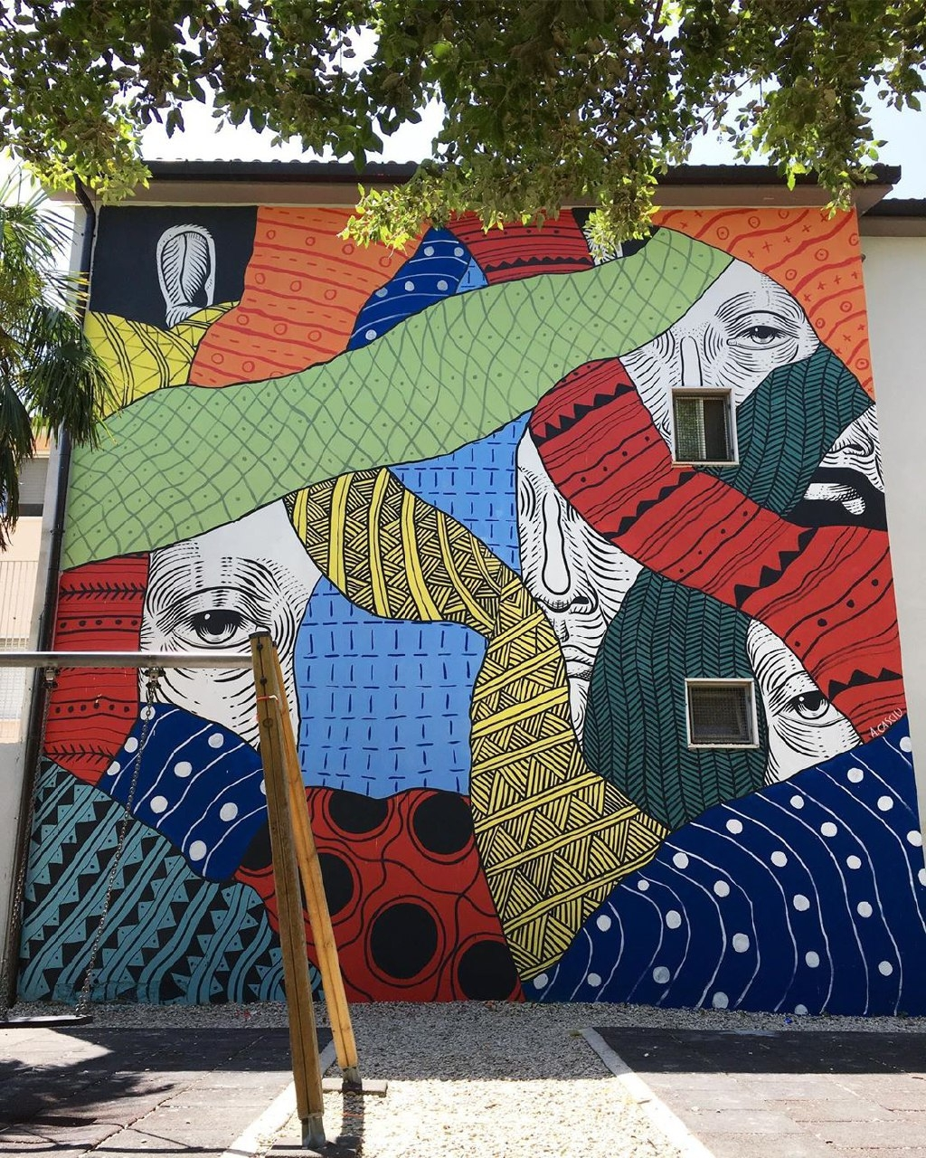Andrea Casciu @ Santa Croce di Magliano, Italy