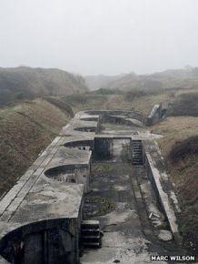 Bunker della Seconda guerra mondiale