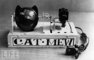 Cat Mew, la macchina che spaventa i topi