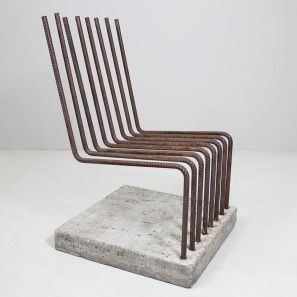 Chair Solid by Heinz Landes
