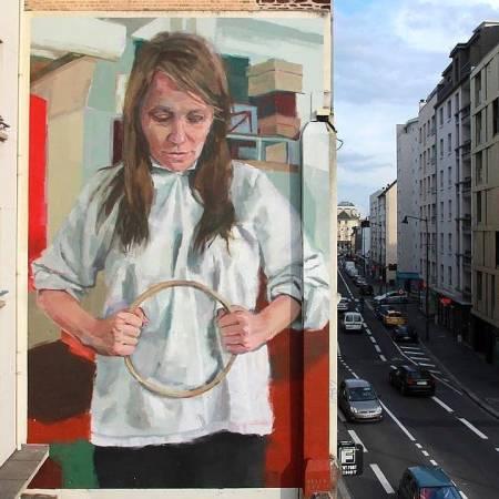 Helen Bur @ Rennes, France