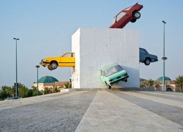 """Accident"" by Julio La Fuente"