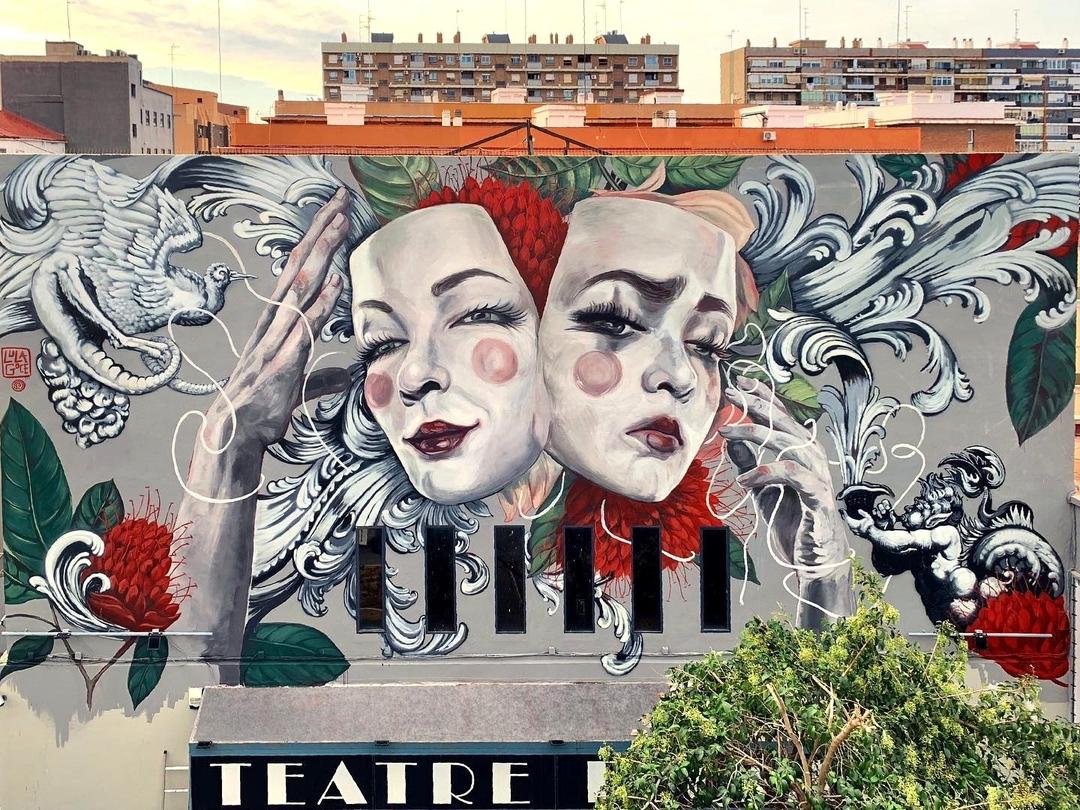 Lula Goce @ Valencia, Spain