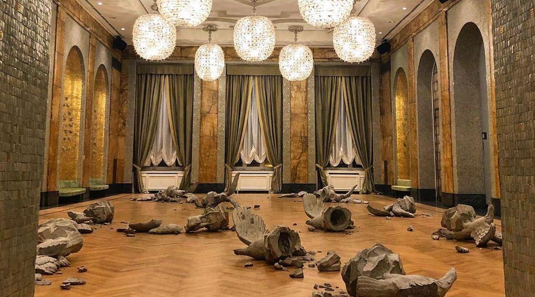 Marcello Maloberti @ Hotel Principi di Piemonte, Torino