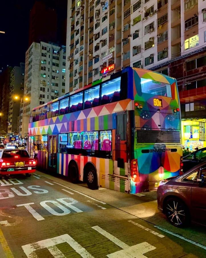 Okudart @ Hong Kong