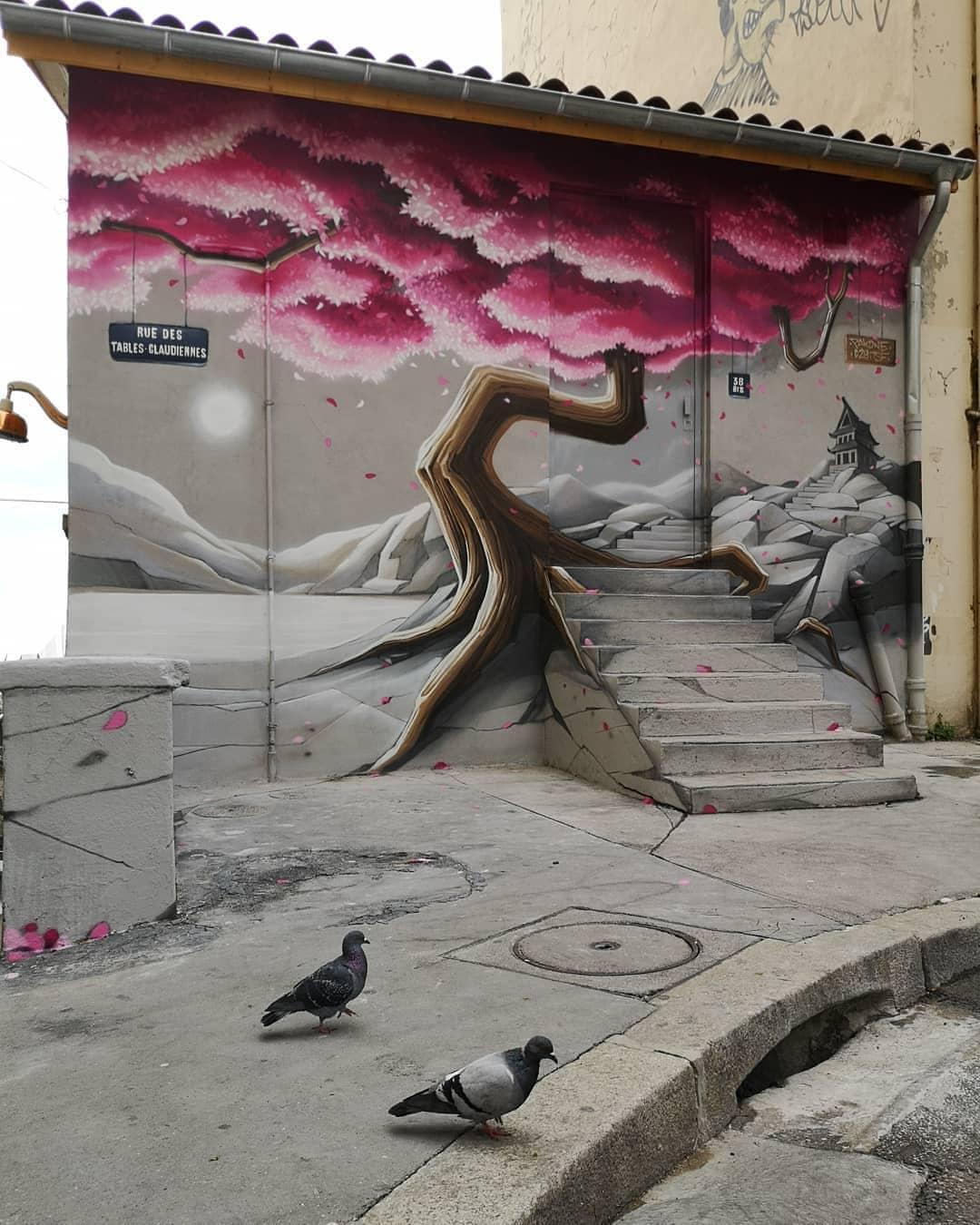 Pakone @ Lyon, France