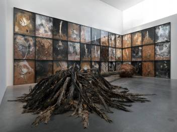Palm Sunday (2006) by Anselm Kiefer