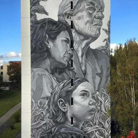 Paola Delfin @ Tampere, Finland