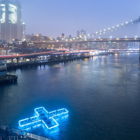 + Pool Light @New York