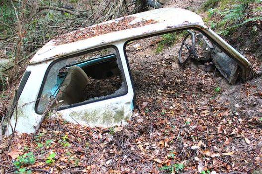 Quella che era una Renault 5