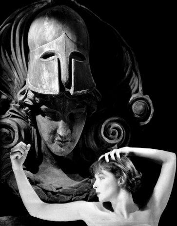 Ritratto di Katharine Hepburn, Vanity Fair, 1934