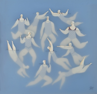 """""""The Swimmers"""" by Sonia Alins"""