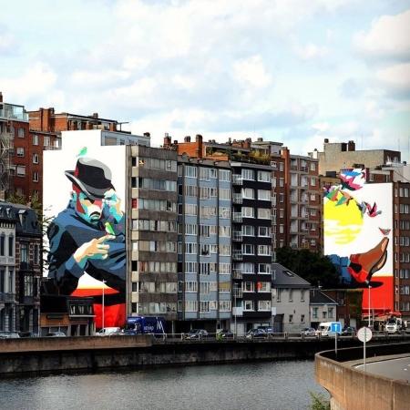 Sozyone Gonzalez @ Liege, Belgium