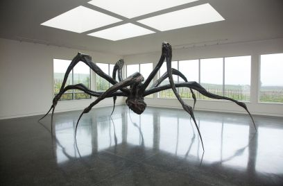 The Donum Estate - Louise Bourgeois, Crouching Spider, 2003