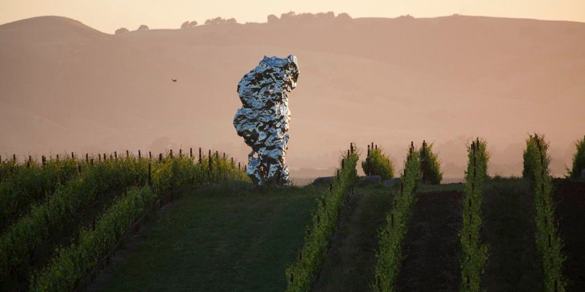 The Donum Estate - Zhan Wang Artificial Rock No. 126, 2007–2013. Courtesy of the Donum Estate