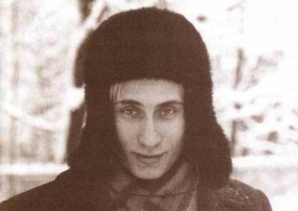 Vladimir Putin, 1972