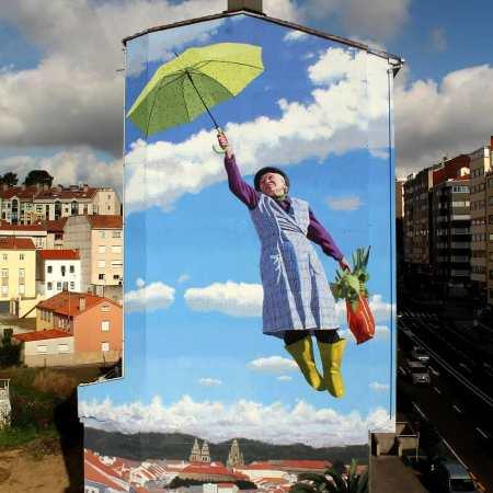 Yosebamp @ Santiago de Compostela, Spain