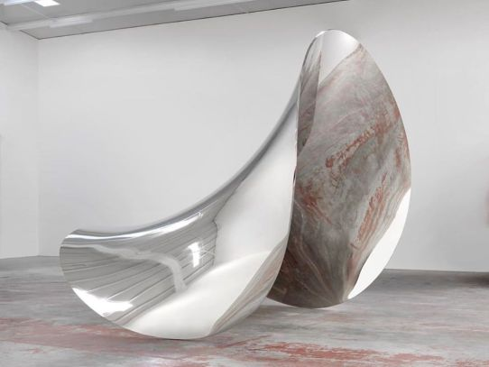 Anish Kapoor @ Lisson Gallery, New York