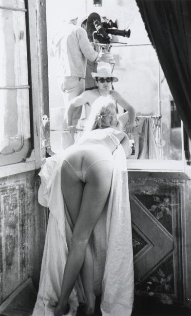 Brigitte Bardot (con Louis Malle), 1961