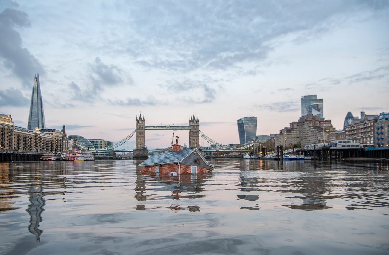 Extinction Rebellion @ Londra. Fotografia di Guy Reece