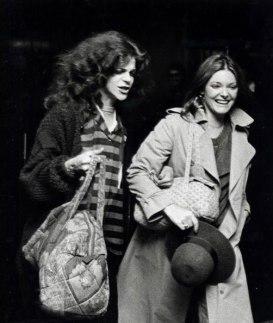 Gilda Radner e Jane Curtin