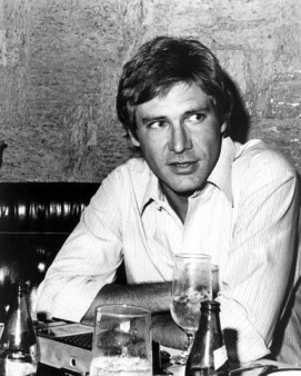 Harrison Ford, Los Angeles, 1982