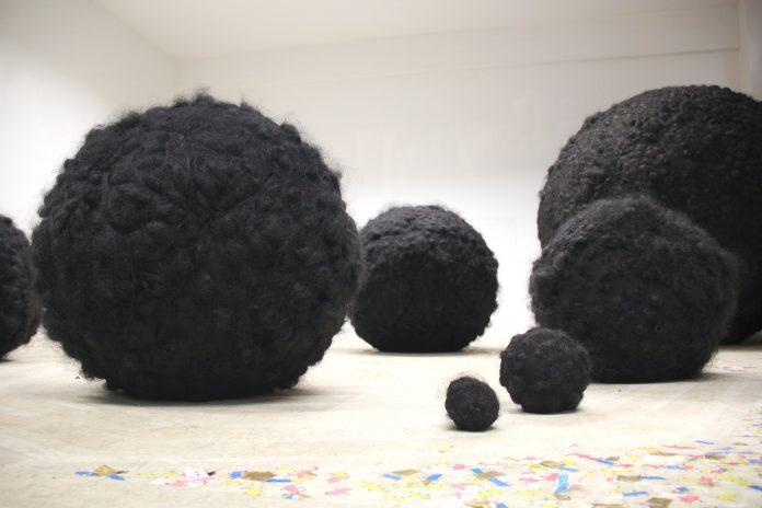 """Homo Bulla"" by Anna Rose @ Fondazione Sensus, Firenze"
