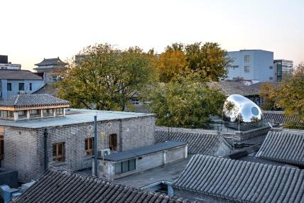 """Hutong Bubble 218"" by MAD Architects @ Pechino"