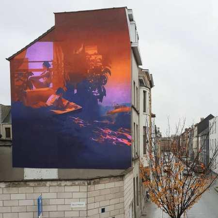 Iota @ Antwerp, Belgium